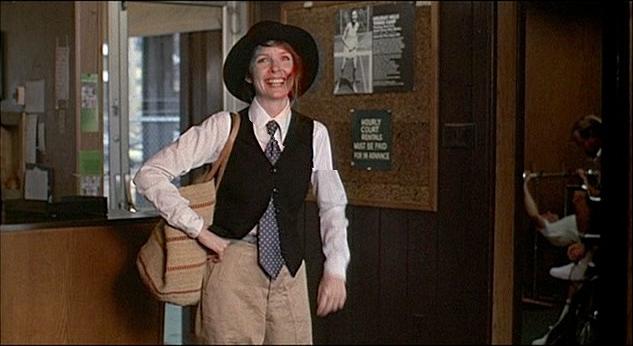 Diane Keaton Vanity Fair