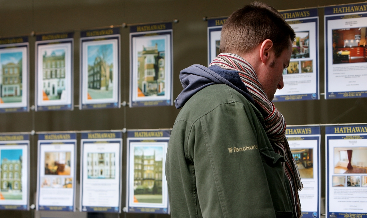 London house prices rents property
