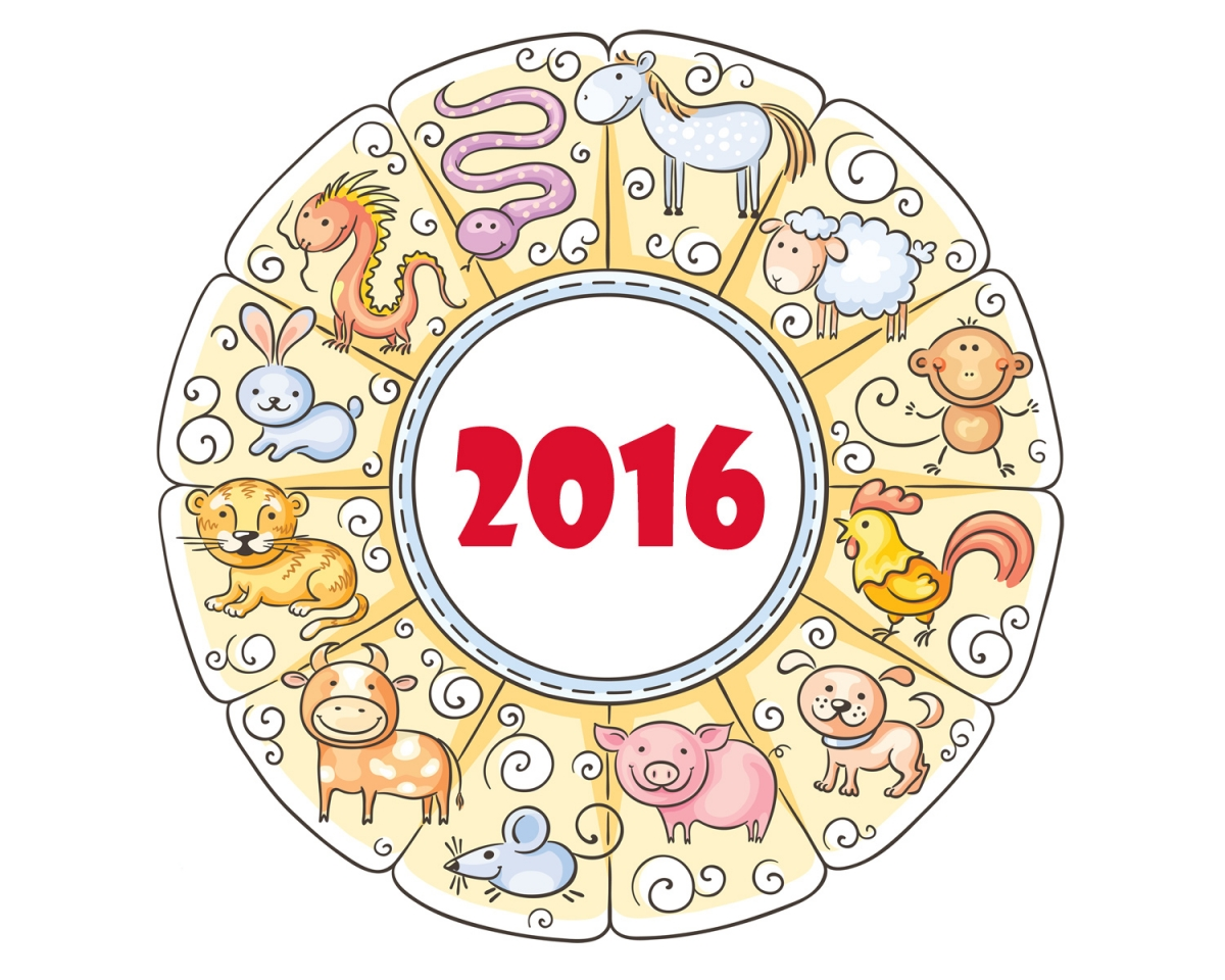 Chinese Horoscopes 2016