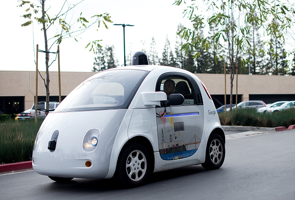 London looking to try out Google's autonomous cars