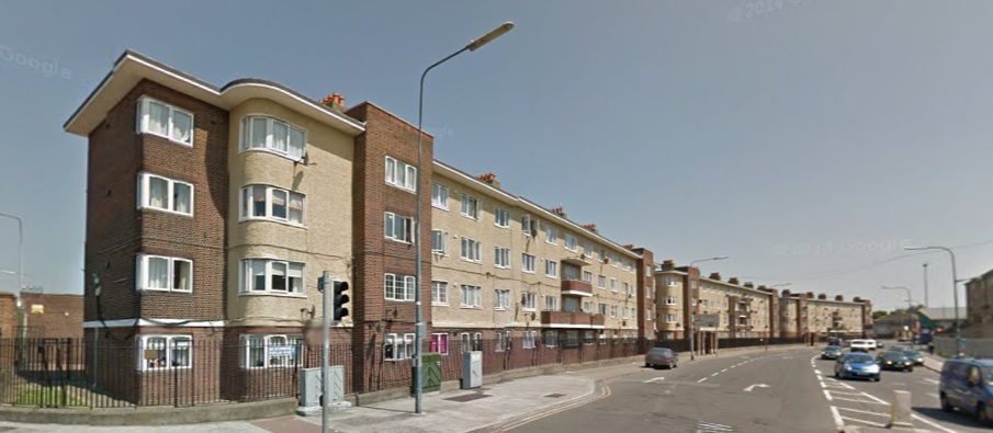 man shot dead dublin poplar row