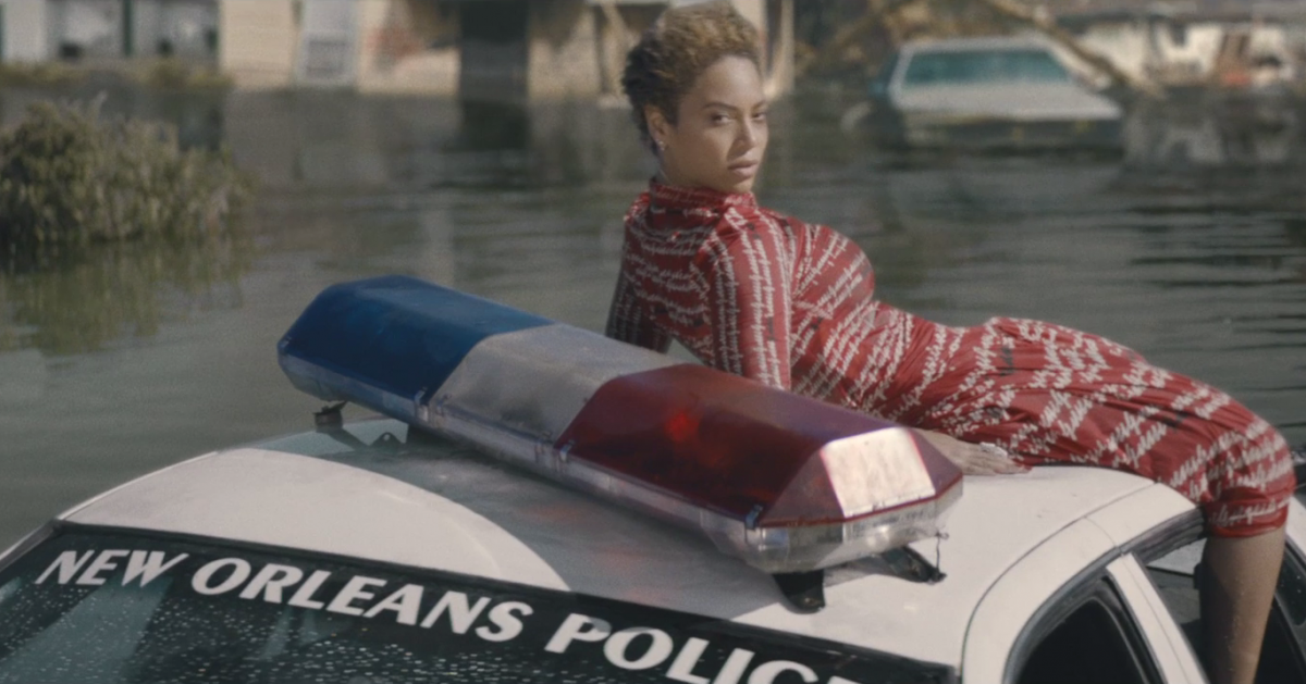 Beyonce in Formation