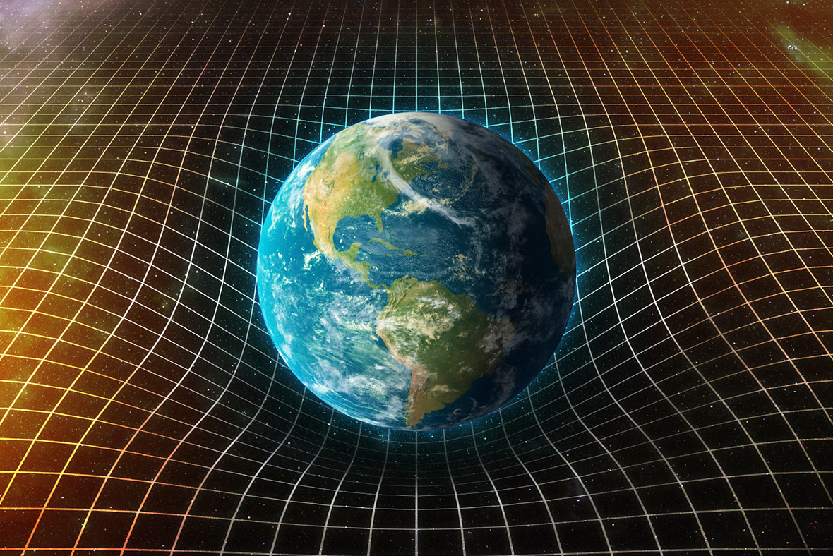 a discussion of gravitational interactions in the earth and einsteins theory of relativity Electrical engineer overturns einstein's  the ultimate result of that is that einstein's relativity theory should be  so, gravity is simply an.