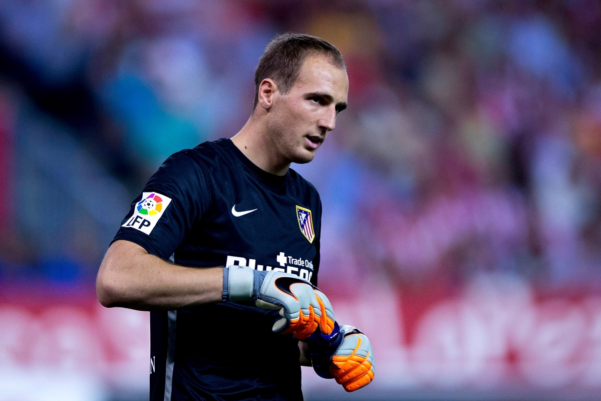 Atletico Madrid increase Jan Oblak release clause to £77 5m