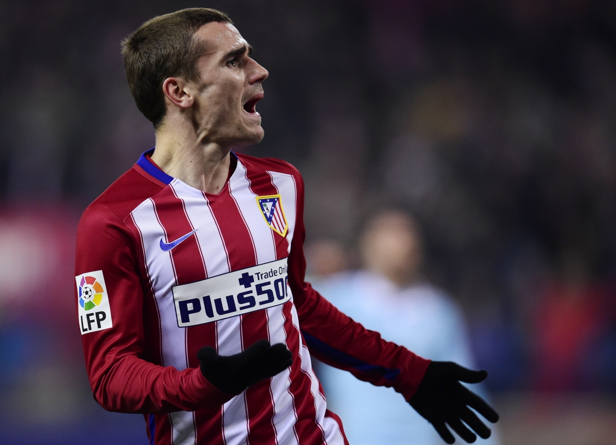 Antoine griezmann denies he wants to leave atletico madrid - Antoine griezmann ...