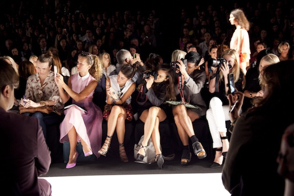 New York Fashion Week: Bloggers earn front row respect