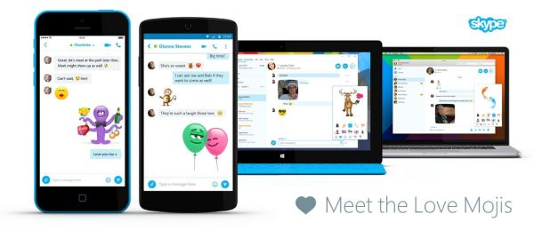 Say it with love mojis: Paul McCartney and Skype team up to bring you Valentine's love mojis