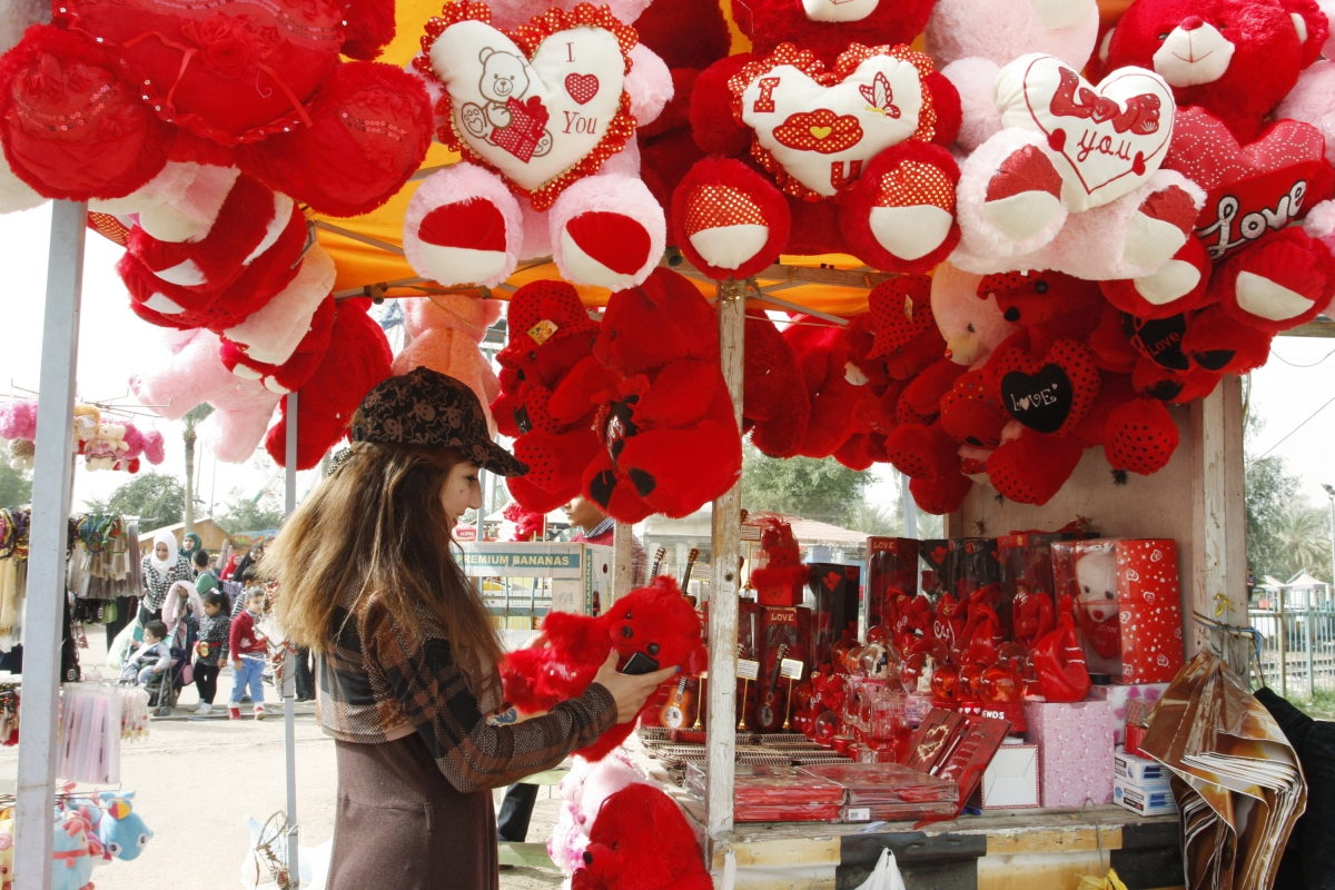 Valentine's Day 2016: Preston's residents will spend the most in the UK according to Worldpay
