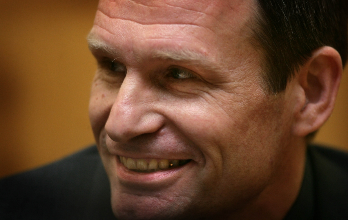 German cannibal Armin Meiwes
