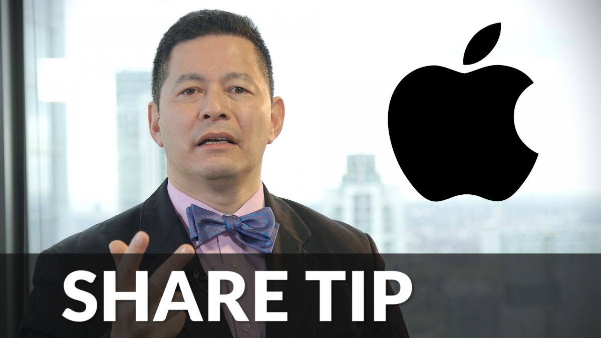 Apple is our share tip of the week – five reasons to invest