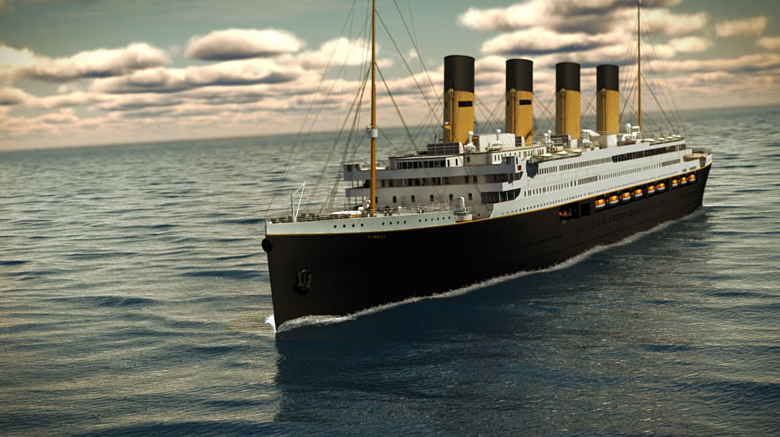 Titanic II to launch in 2018