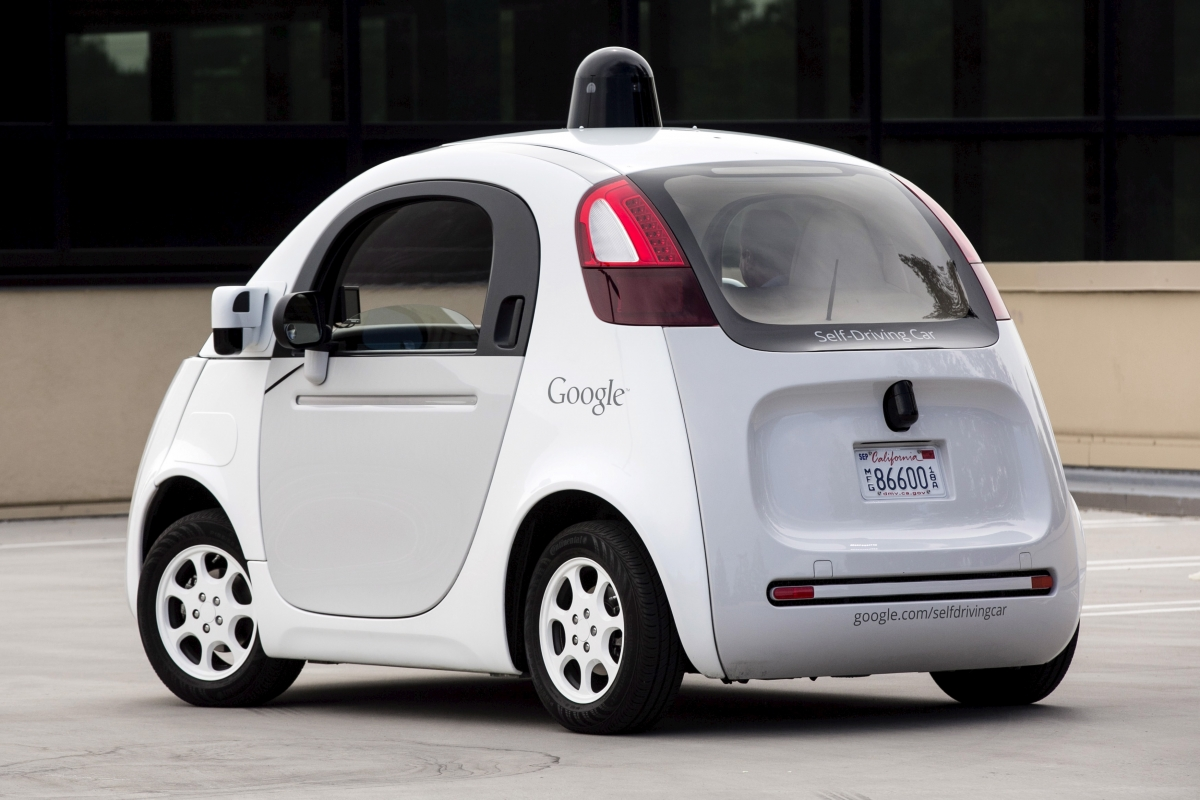 Are Google-branded driverless cars in the cards?
