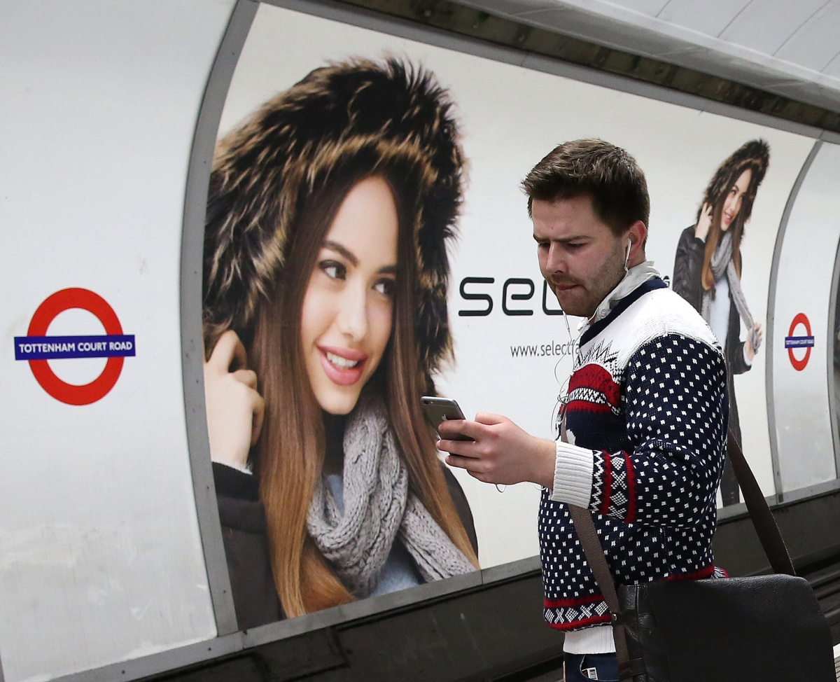 Exterion Media has started tracking tube journeys and browsing activity of millions of O2 customers