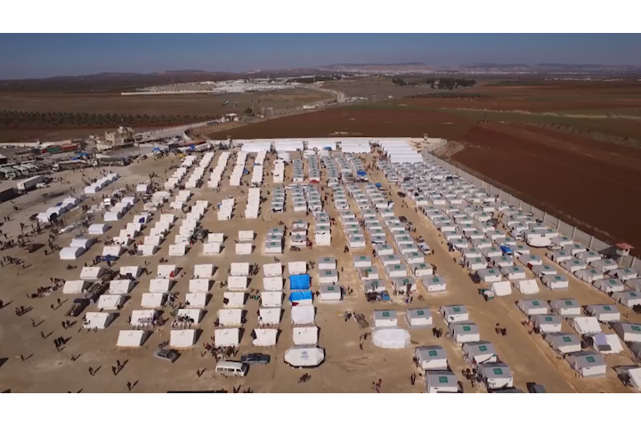Refugee camps