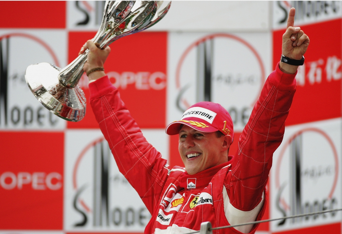 michael schumacher - photo #1