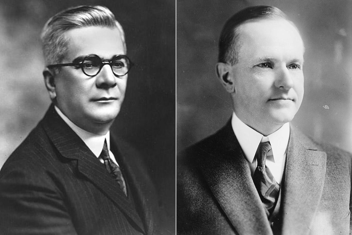calvin coolidge essay Telegram from governor calvin coolidge to samuel gompers september 14, 1919 coolidge.