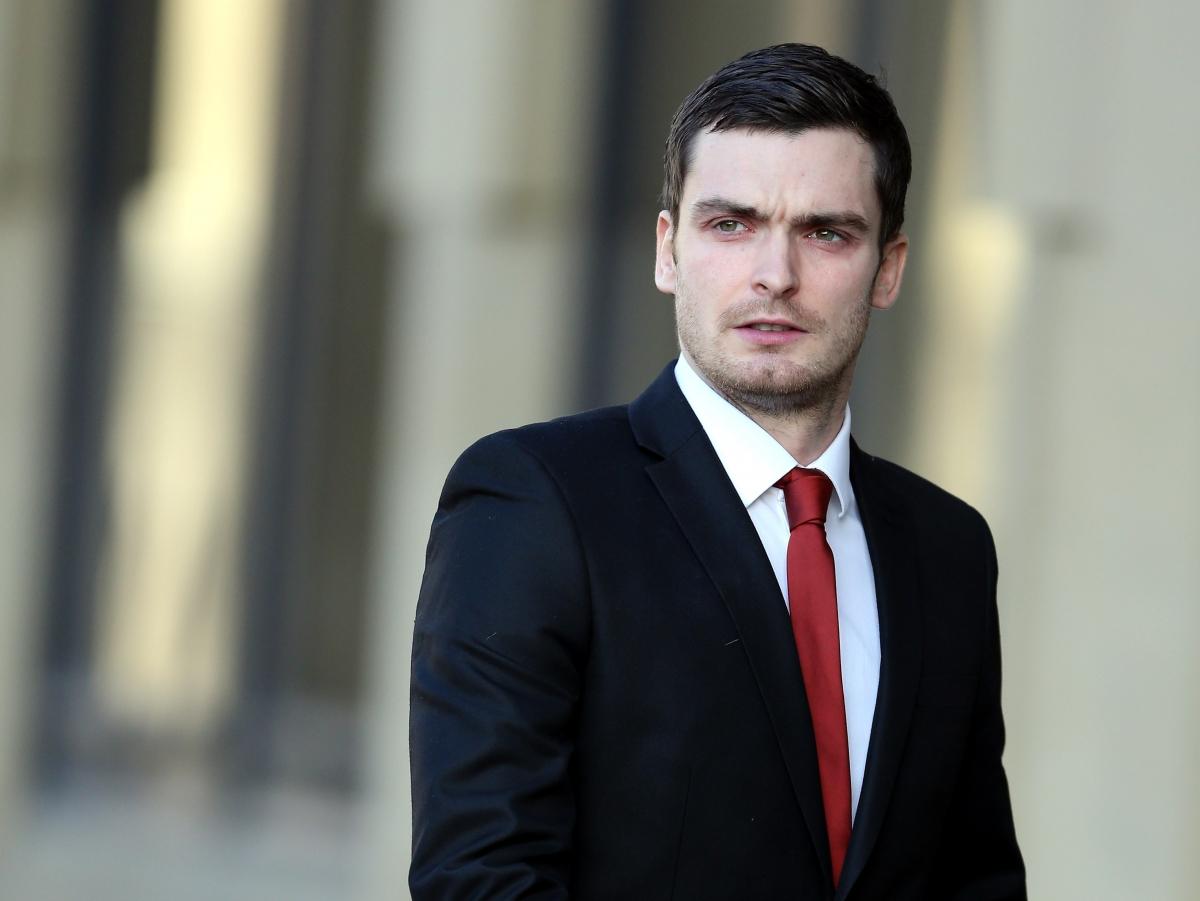 Adam Johnson admits 'I wasn't a good person'