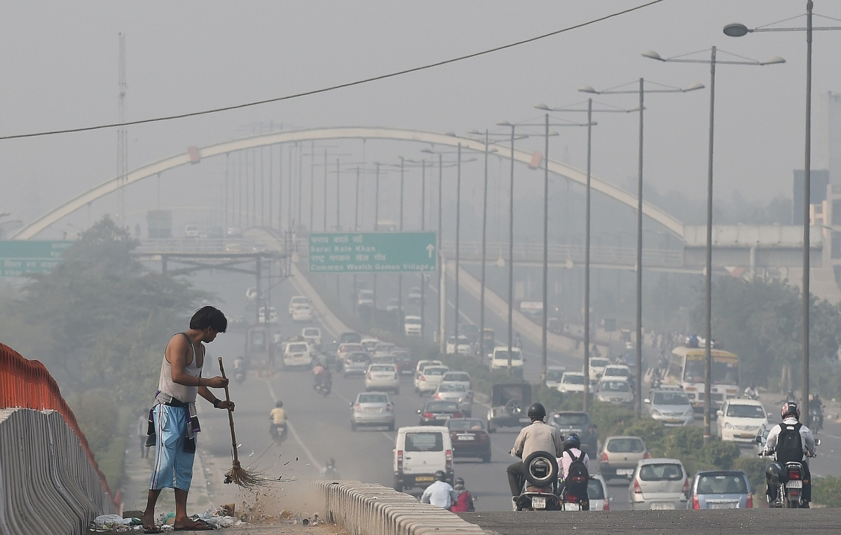 essay on pollution in mumbai city