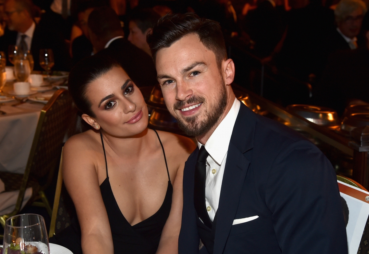 Lea Michele And Matthew Paetz Split Scream Queens Star