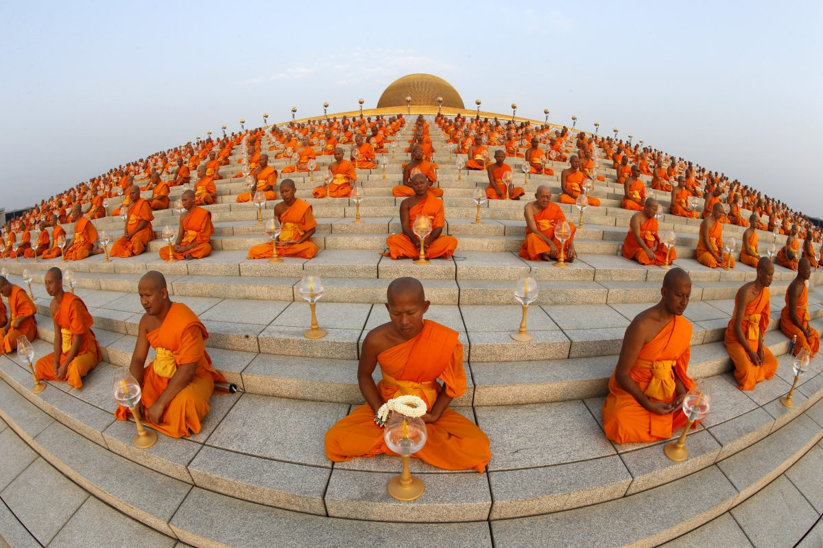Thailand S Top Monk Lands In Controversy Over His 250 000