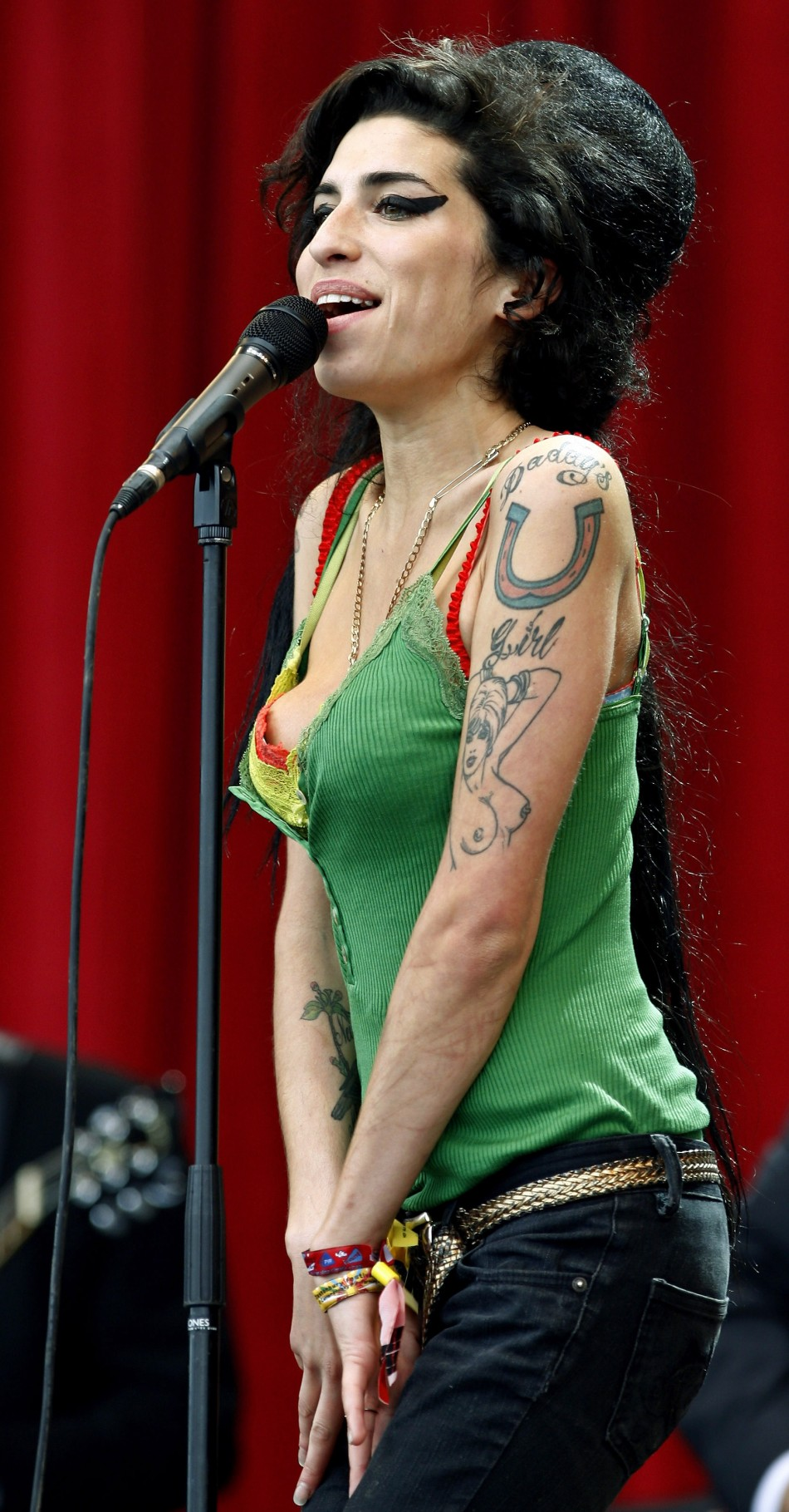 Excess Detox Led to Amy Winehouse's Death, Says Dad (Photos) Amy Winehouse