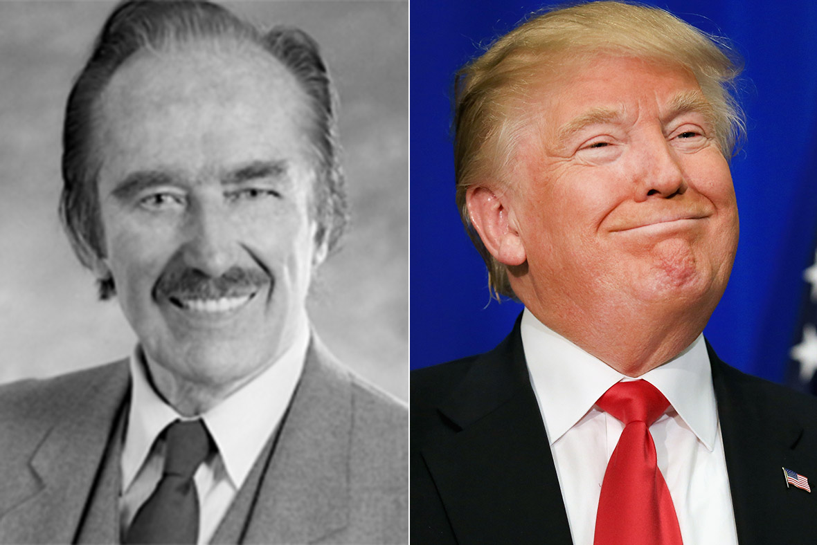 Frederick Christ Trump: Was Donald Trump's father in the Ku Klux Klan?