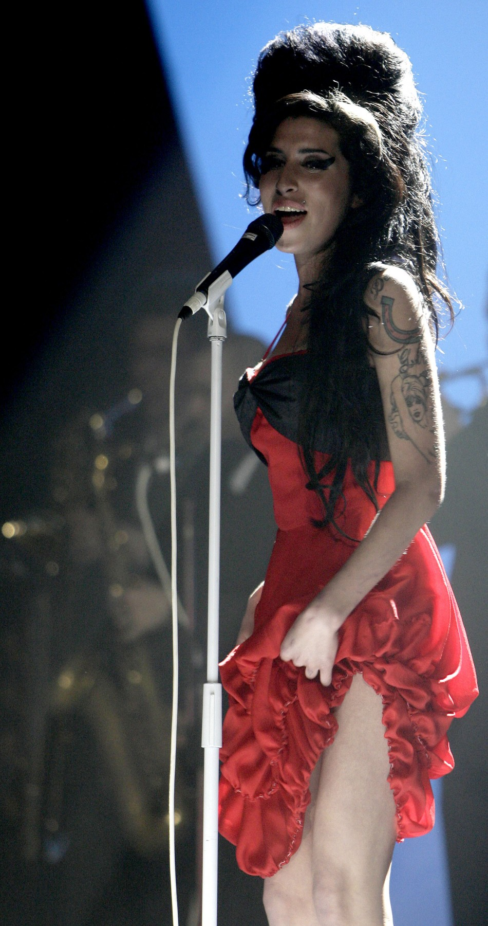 No Illegal Drugs Found in Amy Winehouse's Toxicology Report Amy Winehouse