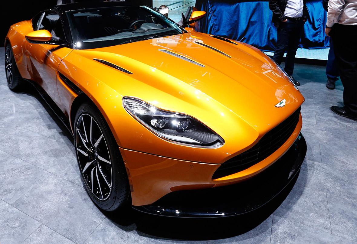 Geneva Motor Show 2016 Hot New Cars From Lamborghini Ferrari Bugatti Aston Martin And More