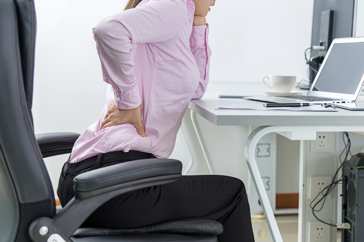 Period Pain  5 Ways To Relieve Menstrual Cramps At Work