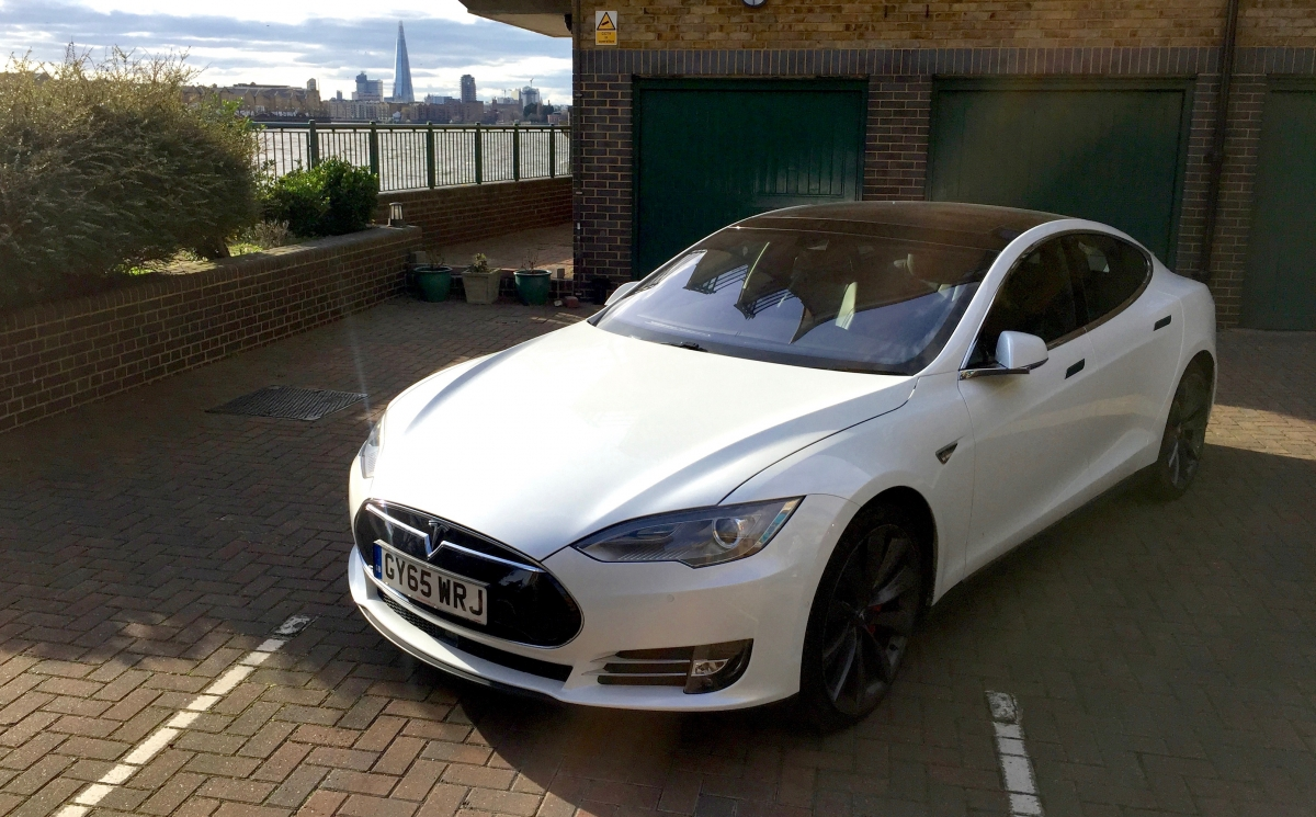 Tesla Model S For Sale >> Elon Musk promises Tesla P100D speed boost with 'Easter egg'