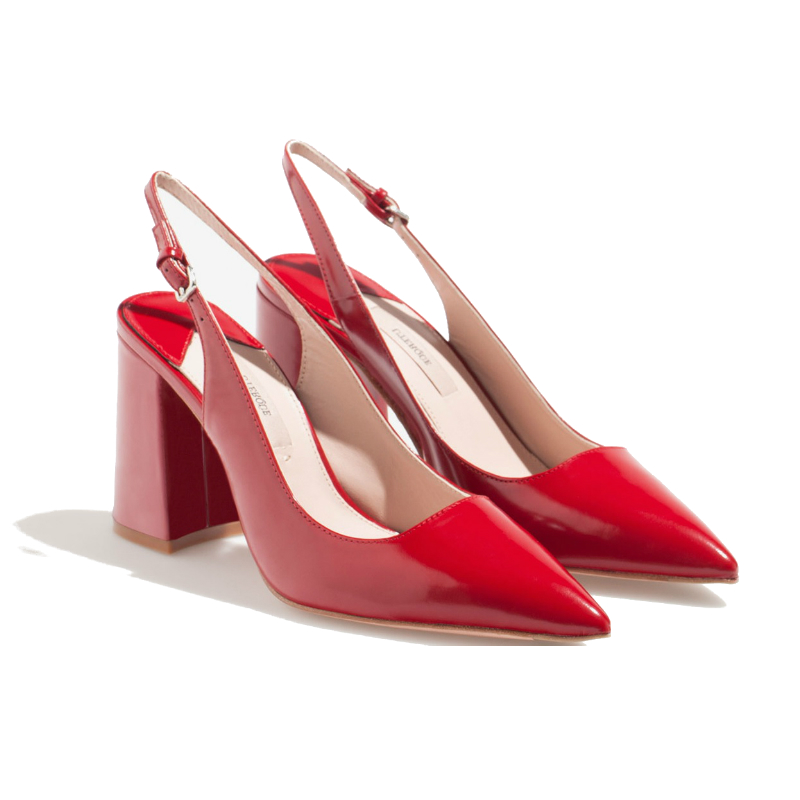 Block Heels: how to wear the essential shoe style
