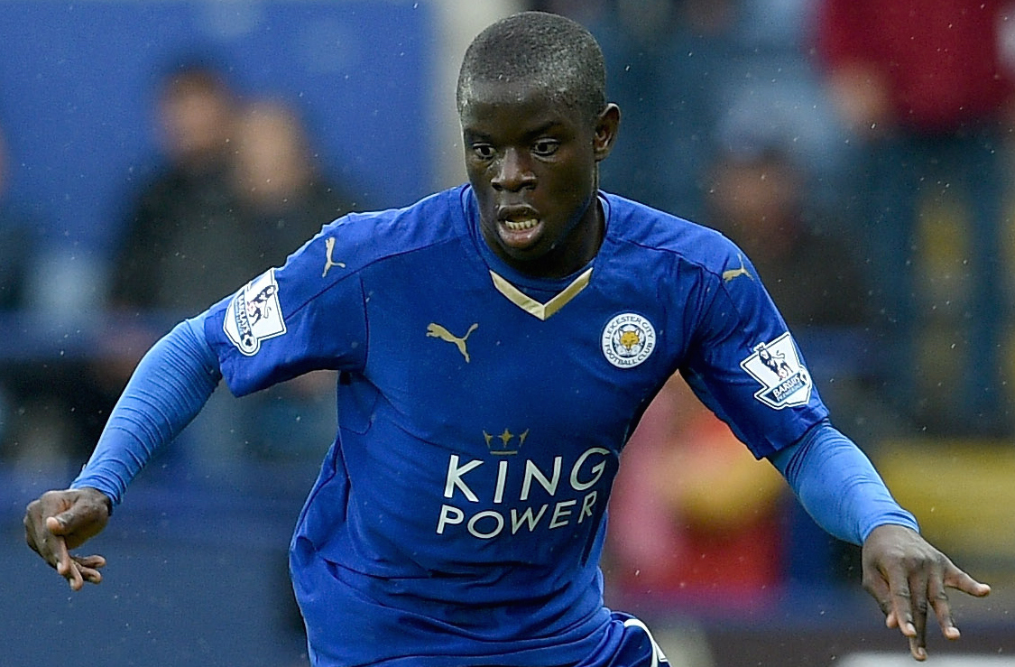 ... Golo Kante 'could' feature on crucial Premier League weekend