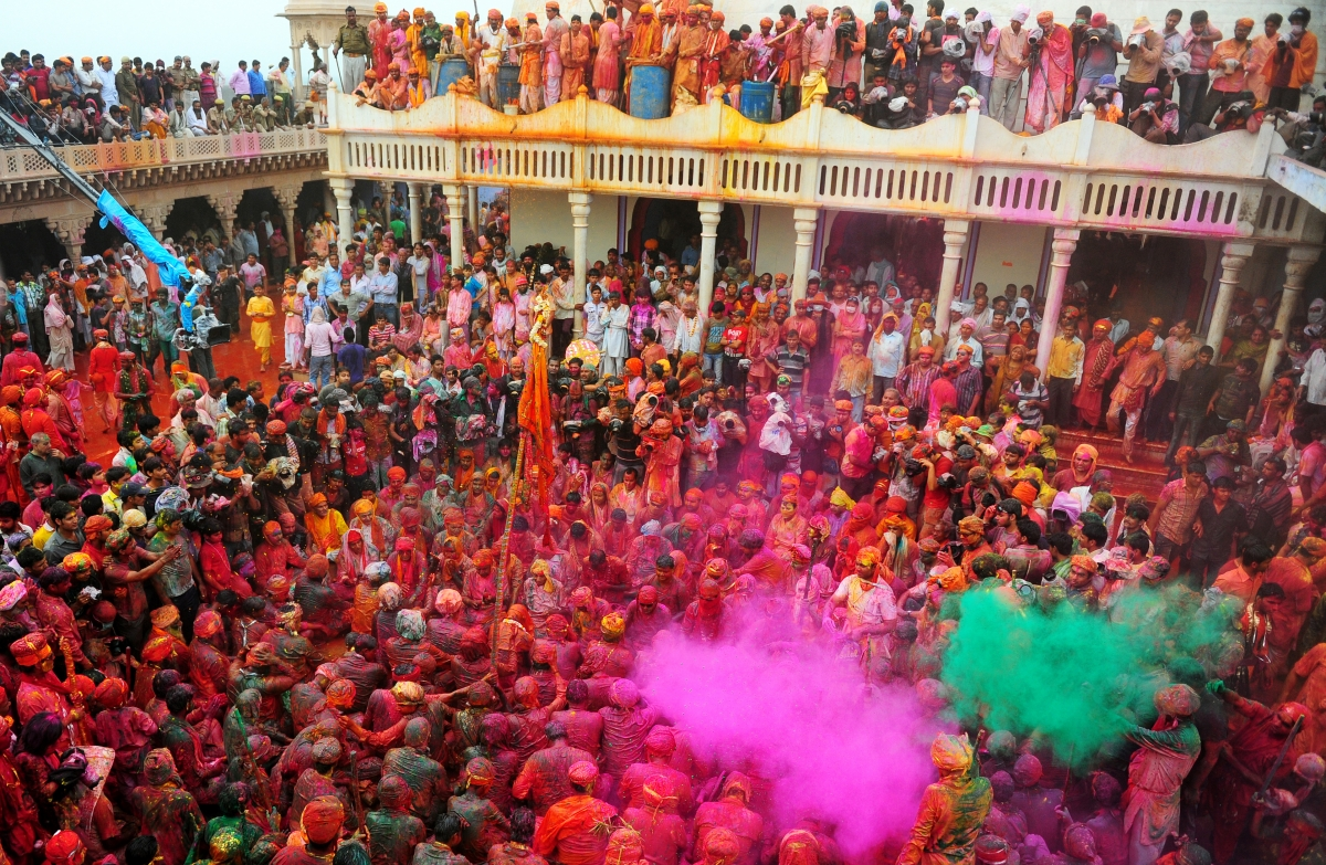 holi where to celebrate s festival of colours in london