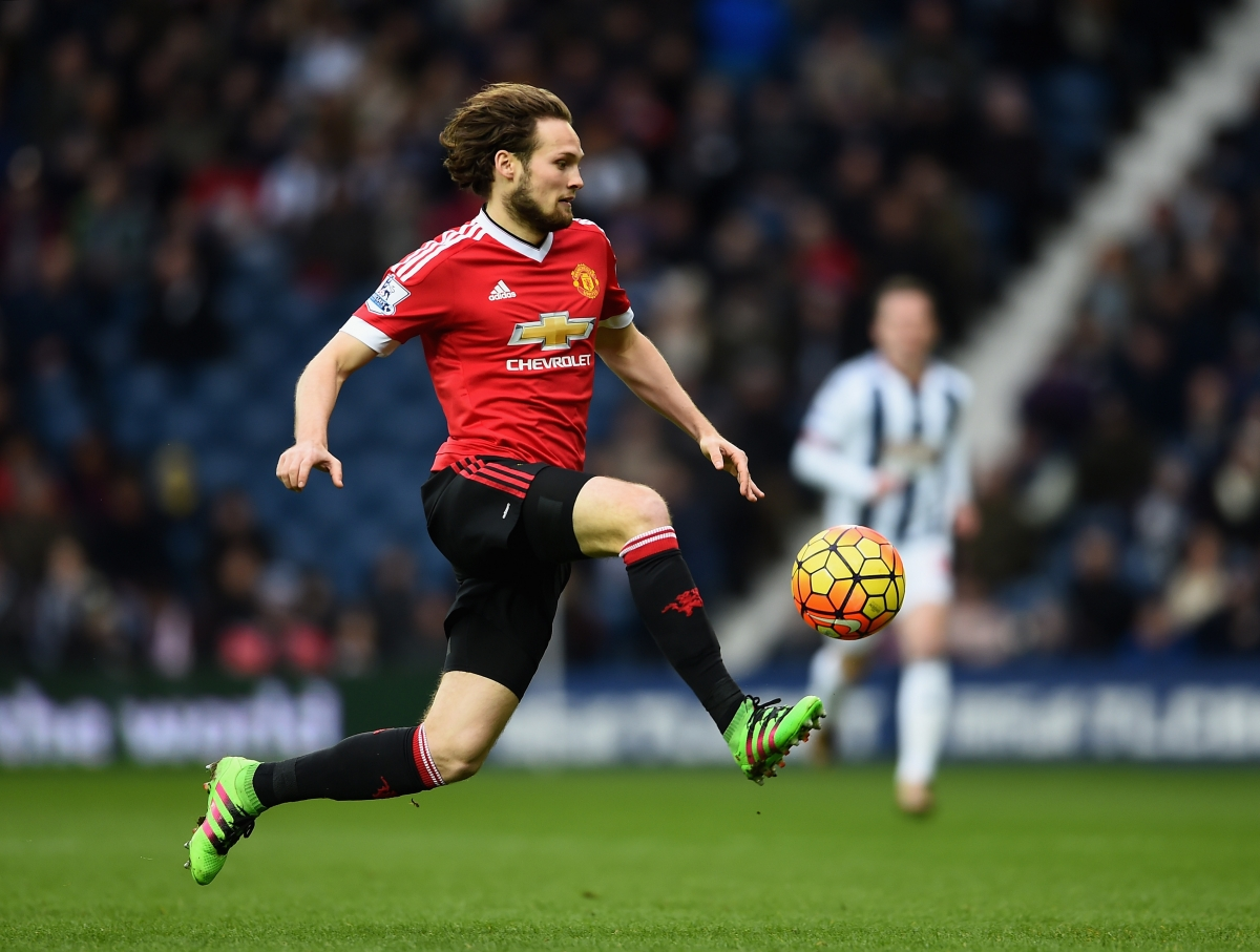 Daley Blind says Manchester United must show more desire than