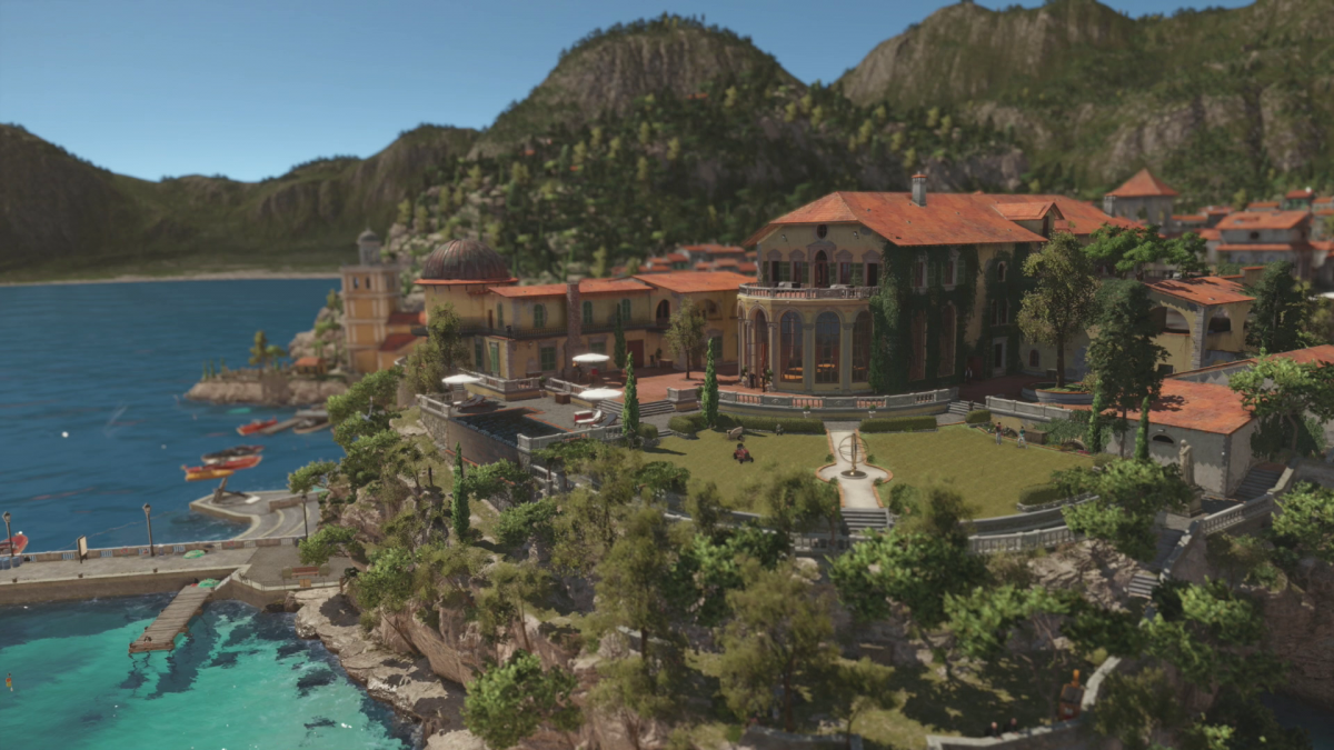 Hitman episode two: Release date set for Sapienza mission ...