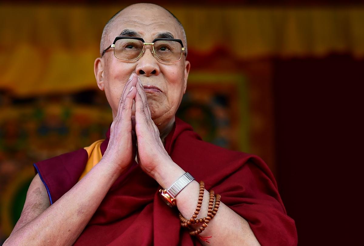 tenzin gyatso the current dalai lama