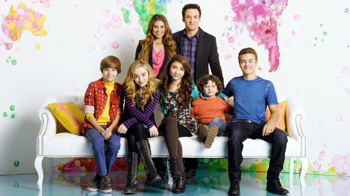 Who are the characters in girl meets world