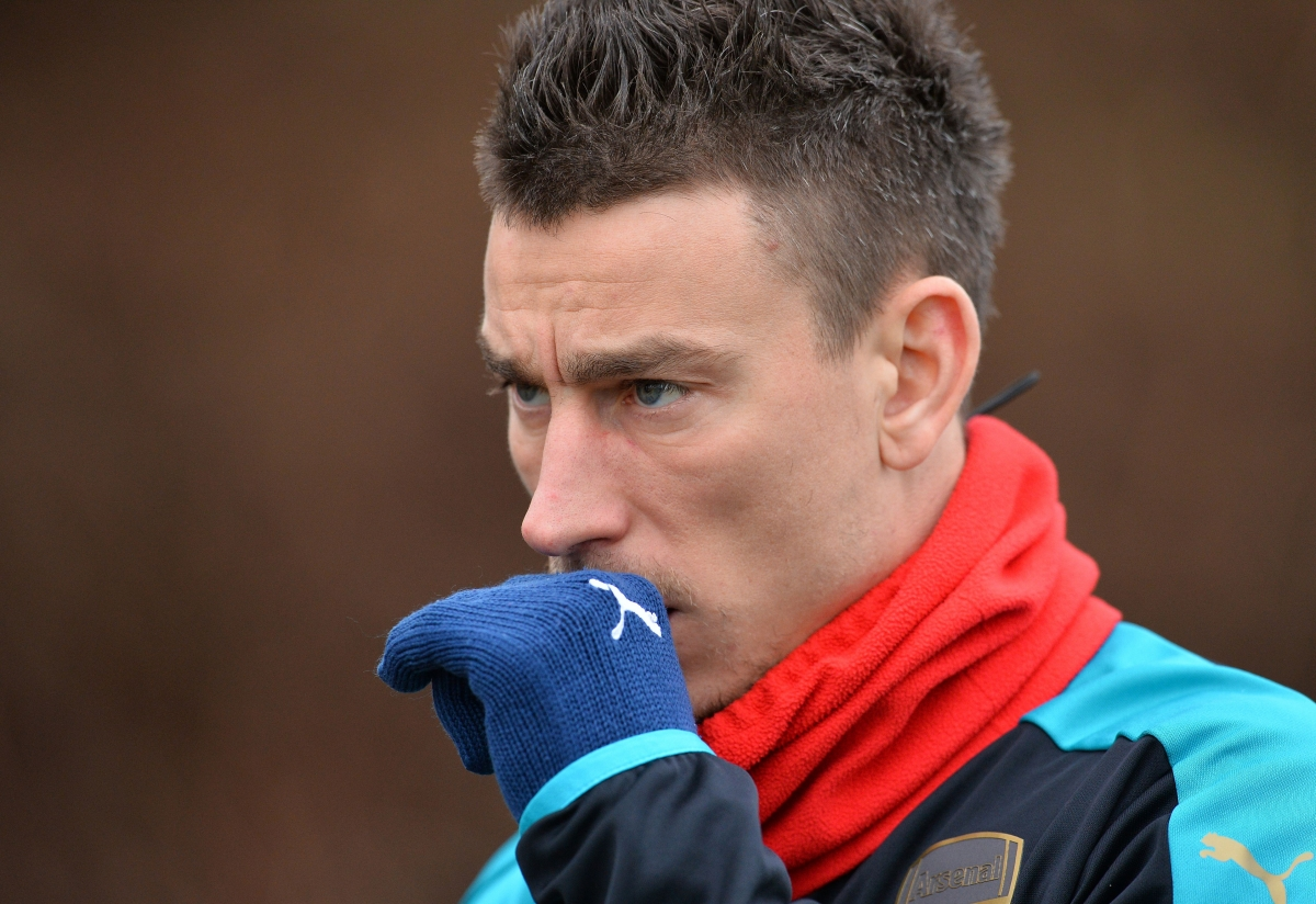 Barcelona vs Arsenal Laurent Koscielny returns to squad for Nou