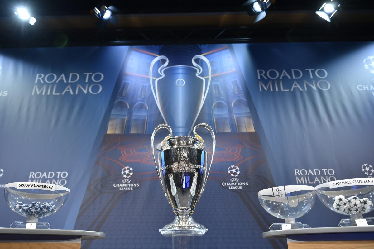 uefa champions league auslosung live