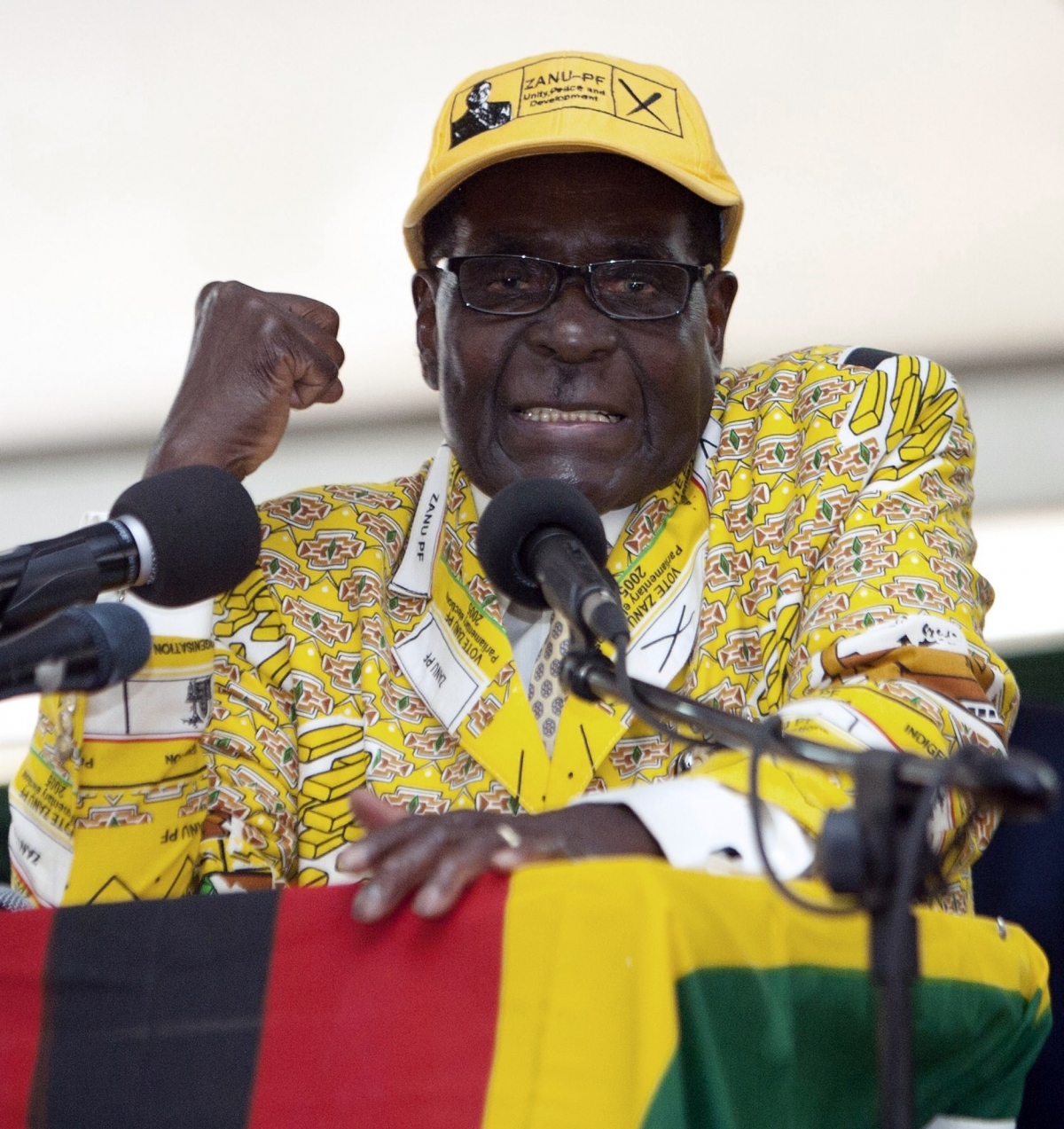 'Zimbabwe a lot better under my fathers' rule'- Robert Mugabe's Son, Robert Jnr