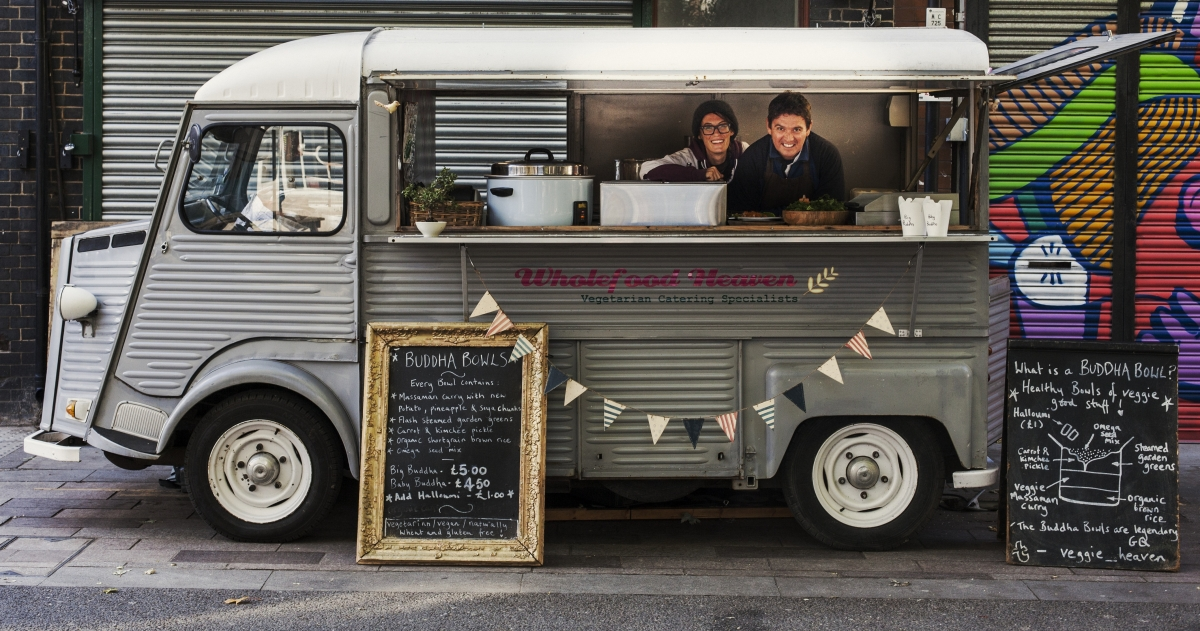 Mobile Kitchen Hire London