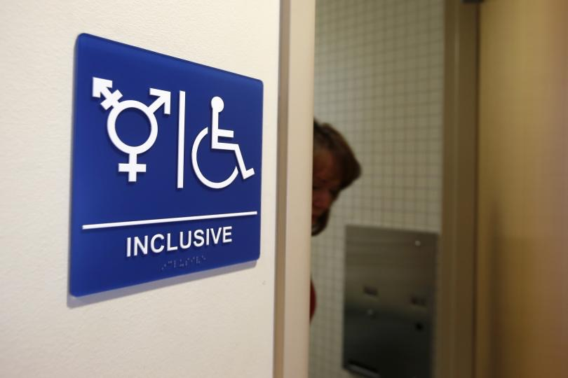 North carolina cans transgender toilets and discrimination - Transgender discrimination bathroom ...