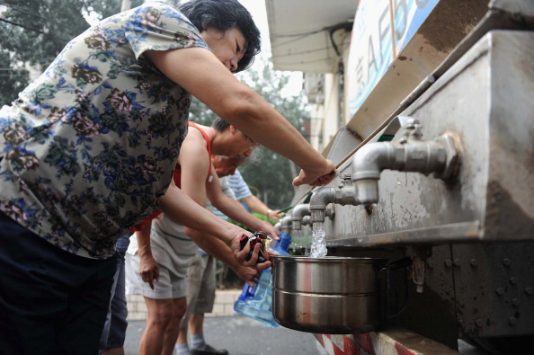 Asia One Billion People To Face Severe Water Shortages By