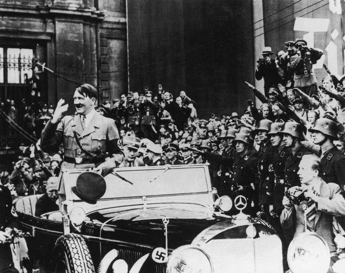 an introduction to an analysis of the leadership of adolf hitler Sample introduction thesis adolf hitler (german: how to write a literary analysis transformational leadership is a adolf hitler leadership style essay.