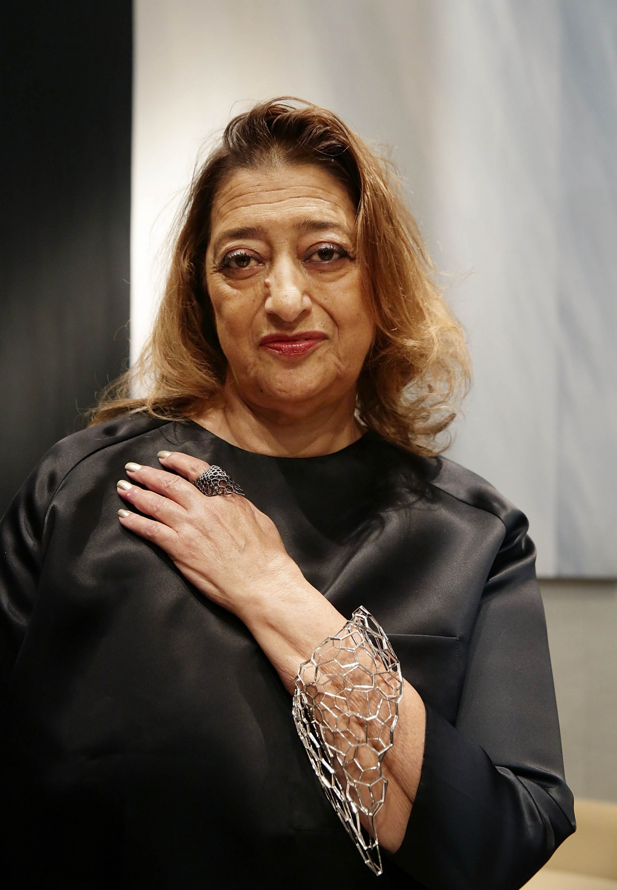 architect zaha hadid designer of london olympic aquatic centre dies aged 65. Black Bedroom Furniture Sets. Home Design Ideas
