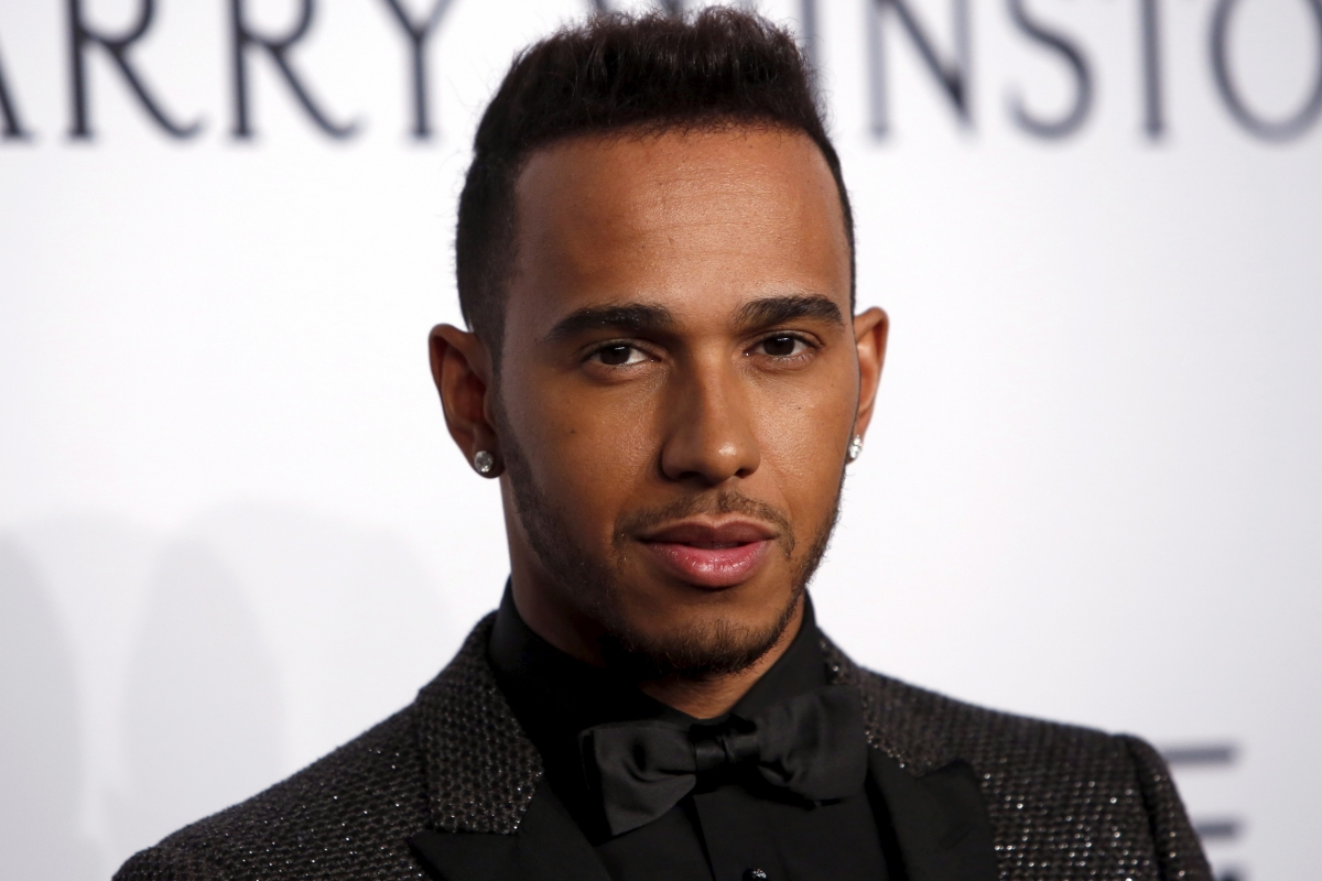 Lewis Hamilton Gets Cosy With Mystery Woman Onboard Yacht At St Tropez