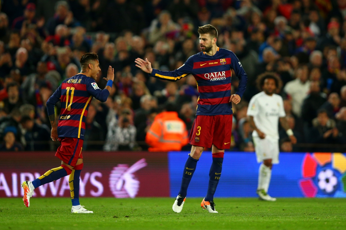 Barcelona Gerard Pique opens up over two potential big summer