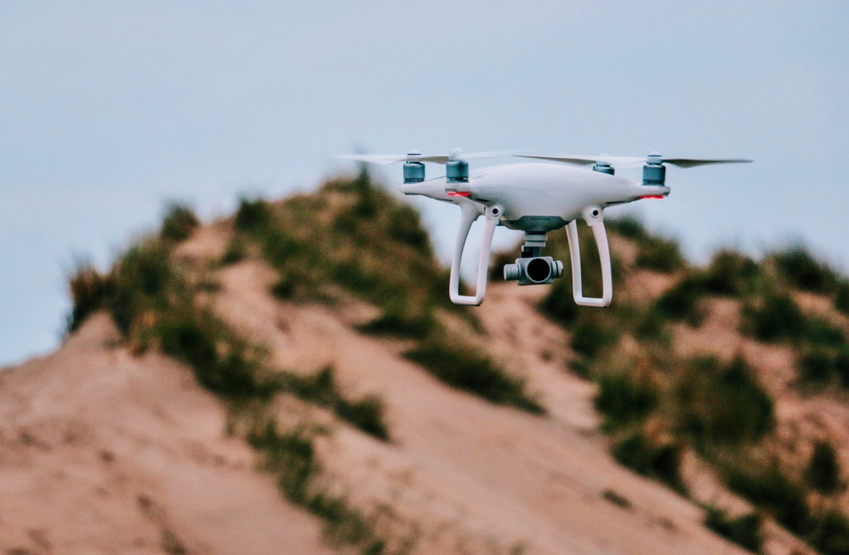 Drone crashes into BA flight: Are UAV manufacturers to ...