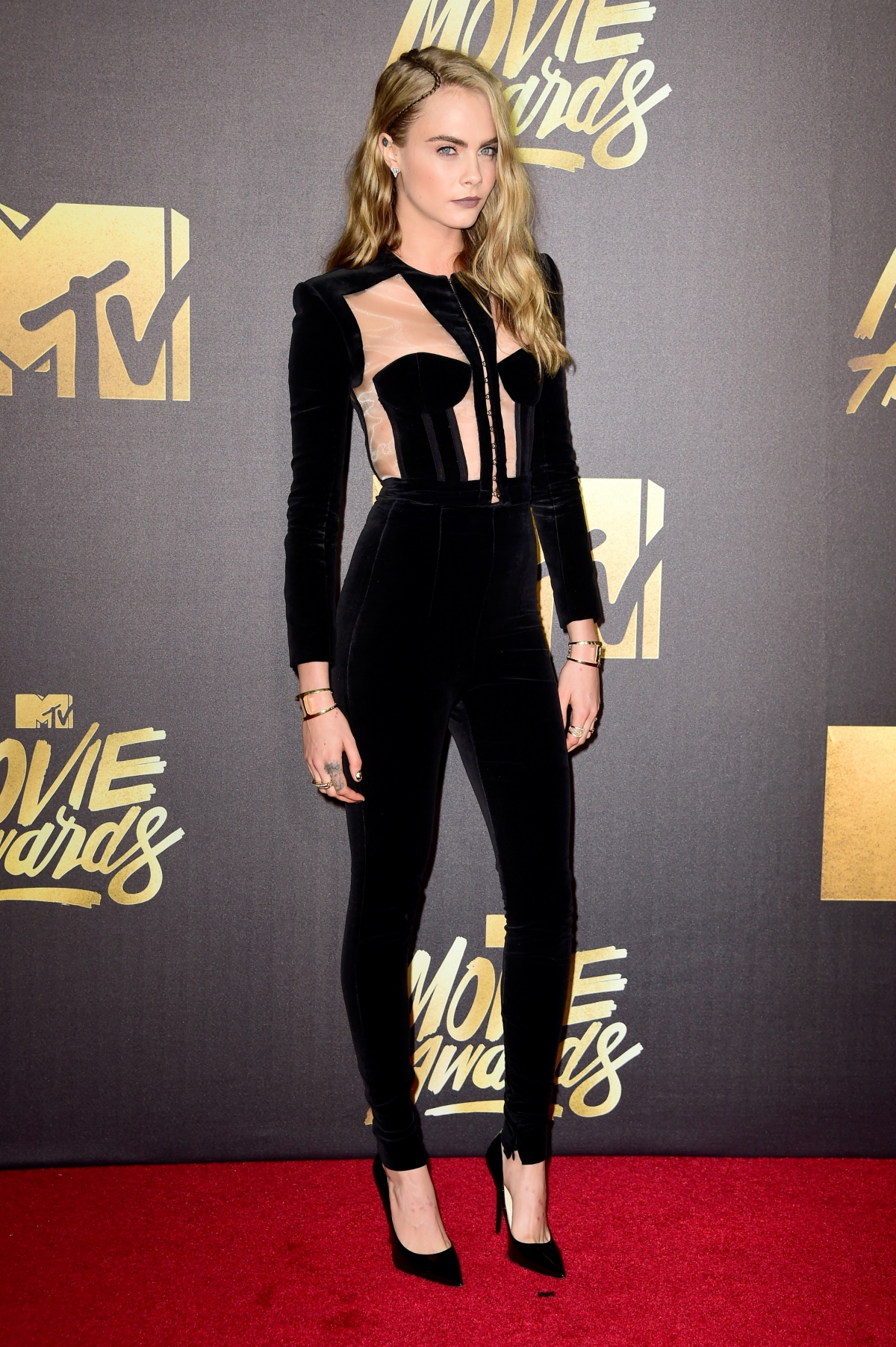 MTV Movie Awards 2016: From Charlize Theron to Cara ...