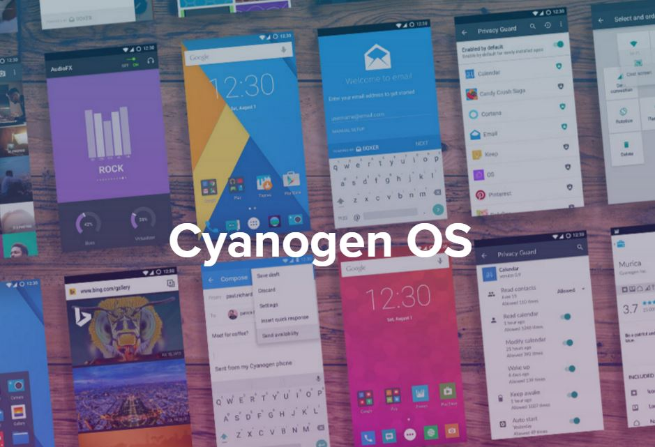 Image result for Cyanogen OS